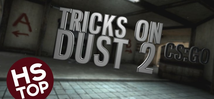 Die Top 10 Tricks auf DUST2 (CS:GO)