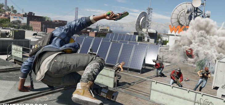 Watch out for Watch dogs 2!