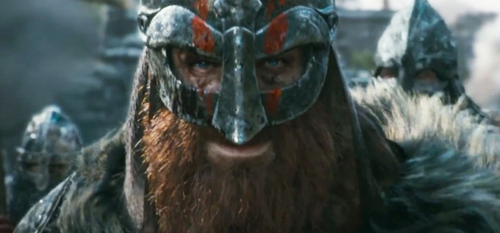 Der Trailer zu For Honor!