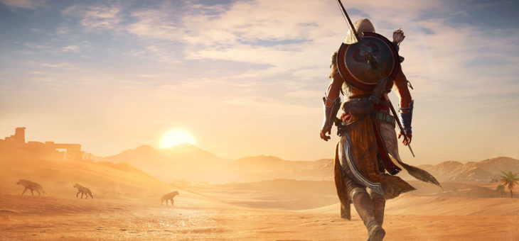 Assassins Creed Origins: Lootboxen im Spiel