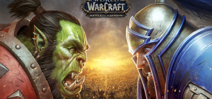 World of Warcraft – alle Versionen