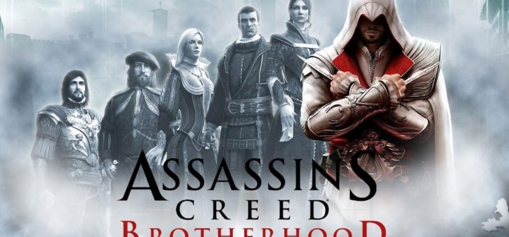 Assassins Creed Brotherhood  Der Beginn des Siegeszuges
