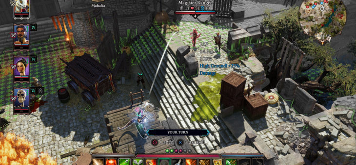 Old school – Divinity: Original Sin