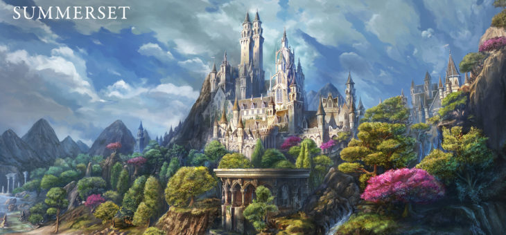 The Elder Scrolls Online Summerset – was geschah vor Elsweyer?
