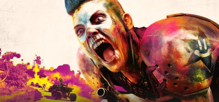 Rage 2 ein neues Borderlands?