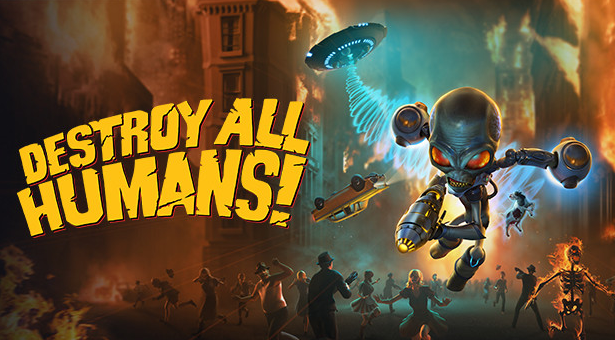 Destroy all Humans – again?!