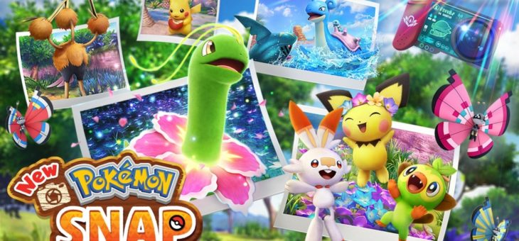 Das Pokemon FPS – New Pokemon Snap